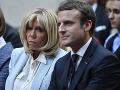 Zlé správy pre manželku francúzskeho prezidenta: Macronová sa prvou dámou nestane