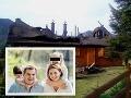 Otec odišiel do neba za milovanou rodinou: Manželka s deťmi zomreli pri požiari chaty v Terchovej