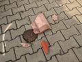 Zničená strecha v Skalici