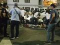 Dráma na policajnom veliteľstve: Podozrivý bombový útočník Daeš dobodal policajta