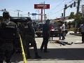 Streľba v mexickom Acapulcu: Štyria mŕtvi, hrozné FOTO z miesta činu