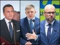 Andrej Danko, Robert Fico,