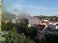 Požiar na Žilinskej ulici