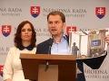 Poníženie koaličného partnera Danka