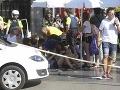 VIDEO Teror v Barcelone: