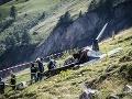 Nešťastný koniec súkromného letu: Pád lietadla neprežili dvaja ľudia