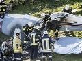 Lietadlo plné turistov sa tragicky zrútilo na severe Kostariky: Nik z cestujúcich neprežil