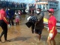 Ďalšia potopená loď v Brazílii: Zahynulo najmenej 18 pasažierov