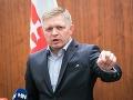 Kiskov škandál, premiér Fico zaútočil: Protesty OĽaNO by mali byť pred Prezidentským palácom