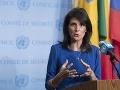 Veľvyslankyňa USA pri OSN: Sme protiruskí, lebo Rusko proti nám vedie vojnu