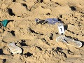 K znásilneniu došlo na pláži v Rimini