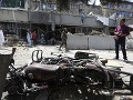 Vraždenie v kábulskej mešite má jasného vinníka: K útoku sa prihlásil Daeš