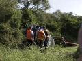 Mladá rodina sa vracala z dovolenky v Chorvátsku: Havária s tromi deťmi (3 mes.,5,7) v aute