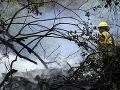 FOTO V Los Angeles zápasia s najväčšími požiarmi v histórii: Vyhlásili núdzový stav