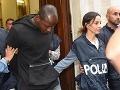 Chytili všetkých migrantov, ktorí znásilnili Poľku v Taliansku: FOTO Najhoršie obavy potvrdené