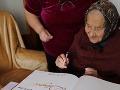 Pani Anna sa stala najstaršou Prešovčankou: Oslávila neuveriteľných 103 rokov