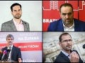 Bratislavskí kandidáti