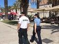 Slovenskí policajti pomáhali cez leto našincom v Chorvátsku: Najťažšie prípady z dovoleniek