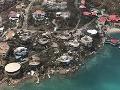 Po hurikáne Irma sa vynorila ďalšia hrozba: Nad Atlantikom silnie hurikán Maria