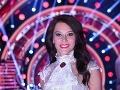 Katarína Kulová prišla na Let's Dance v priesvitnej čipkovanej blúzke.