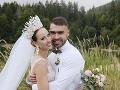 Moderátorka Fun rádia a bývalá rosnička RTVS Lucia Palšovičová povedala svoje áno priateľovi Martinovi.