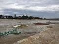 Septembrová dovolenka sa mení na peklo: VIDEO Chorvátske letoviská sú pod vodou