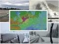 MIMORIADNE Na Európu sa to poriadne valí: Orkán, povodne a sneh: Varovanie aj pre Slovensko!