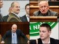 Kotlebovci museli prvýkrát priznať majetky a príjmy: Mazurek zarobil viac ako Kotleba