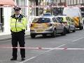 Londýnska polícia prepustila 3 mužov, zatknutých po teroristickom útoku v metre