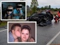 Obrovské rodinné nešťastie: FOTO Po zrážke s autobusom zahynuli rodičia s deťmi (†27,†24,†2,†5)