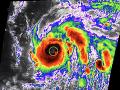Oblasti zničené Irmou opäť v ohrození: Hurikán Maria naberá na sile, hrozia dažde a silné búrky