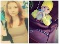 Viktoria (17) sa týždeň zabávala s priateľmi: Doma nechala zomrieť svojho synčeka (†9 mes.)