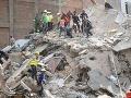 Nepríjemné prebudenie v strede noci: Sever Čile zasiahlo silné zemetrasenie