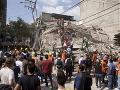 Škody po zemetrasení v