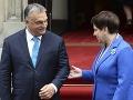 Orbán sa zastal suverenity Poľska: Menej Bruselu a silnejšie národné štáty