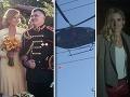 Blesková svadba Danice Kleinovej: