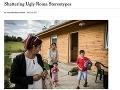 NY Times opäť píše o zázračnej dedinke zo Slovenska: Veľká chvála, zrúcala predsudky o Rómoch
