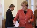 Angela Merkelová odhlasovala v