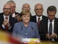 Oficiálne výsledky volieb: Vyhrala Merkelová, najväčší úspech extrémnej pravice od 2. svetovej