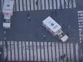 Do chodcov v New Yorku narazila dodávka: Svedok opísal nehodu, bolo to strašné