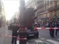 Rozruch v Paríži: Pred jordánskou vojenskou misiou horela motorka, malo dôjsť aj k výbuchu