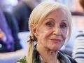 Najstaršia slovenská herečka (90):
