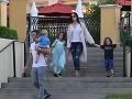 Megan Fox a Brian Austin Green majú spolu troch synov.