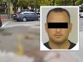 Krvavý útok v centre Bratislavy: Zbytočná smrť pre hádku! Braňov vrah (†37) unikal 500 metrov
