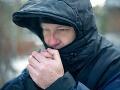 Dážď, vietor a ochladenie: Poriadne sa oblečte, začiatok týždňa bude mrazivý!
