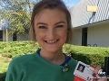 Dievčina (24) sa vyliečila z rakoviny a po viac ako 20 rokoch si splnila úžasné predsavzatie