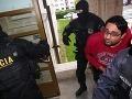 Je rozhodnuté! Obvinený z vraždy Braňa na súde: VIDEO Eskorta kukláčov ako pri mafiánskych bossoch