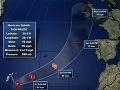 Príroda ešte nemá dosť: Z búrky Ophelia sa stal rekordný desiaty hurikán tejto sezóny