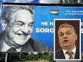 V Maďarsku sa dejú neuveriteľné veci! Boj Orbána, bičovanie emócií na maximum, za všetkým je Soros