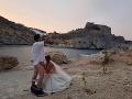Sexuálne pobúrenie na Rhodose: Zákaz svadieb cudzincov, pozriete na FOTO a pochopíte